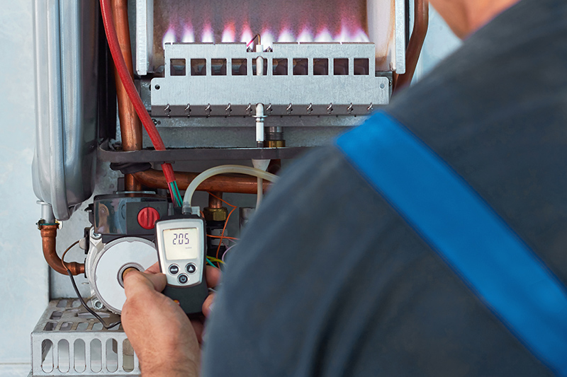 Gas Boiler Service Cost in Oxford Oxfordshire